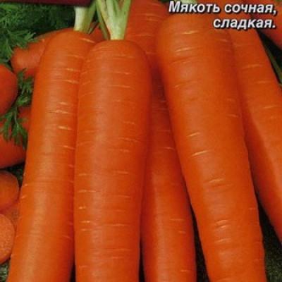 Морковь Супермускат